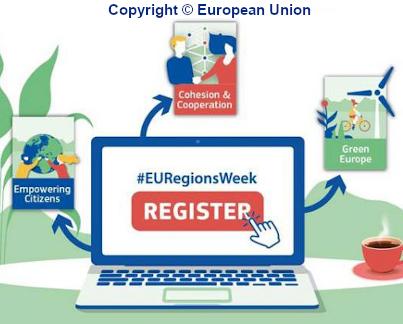 European Week of Regions and Cities - Registration open