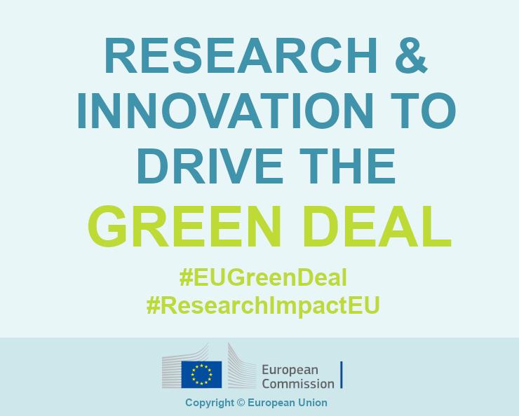 European Green Deal - Orizont 2020